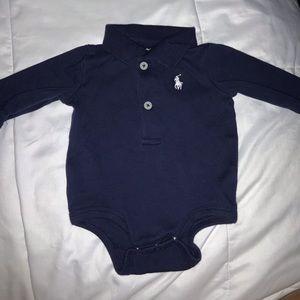 Baby boy polo